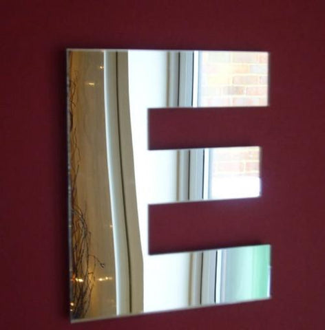 Contemporary Letter E
