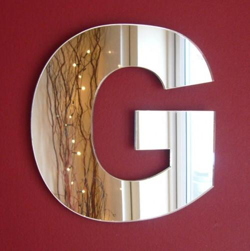 Contemporary Letter G