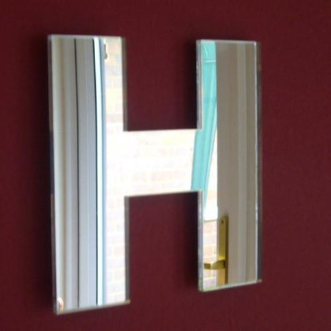 Contemporary Letter H