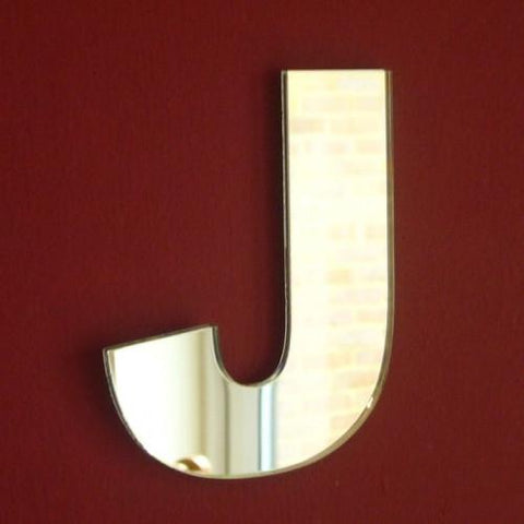 Contemporary Letter J
