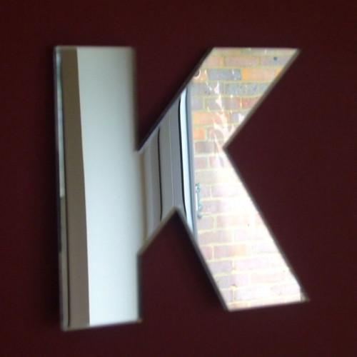 Contemporary Letter K