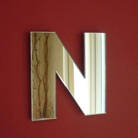 Contemporary Letter N
