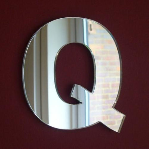 Contemporary Letter Q