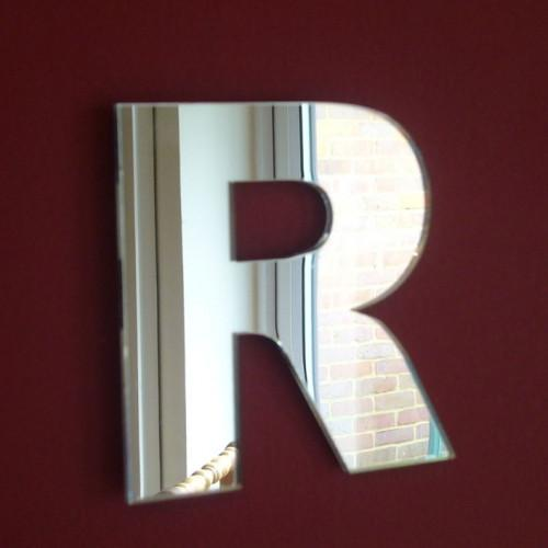 Contemporary Letter R