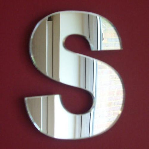 Contemporary Letter S