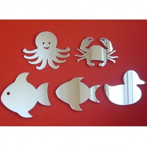 Sea Life - Bundle of Five