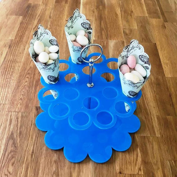 Wedding Favour Stand - Bright Blue