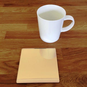 Square Coaster Set - Gold Mirror