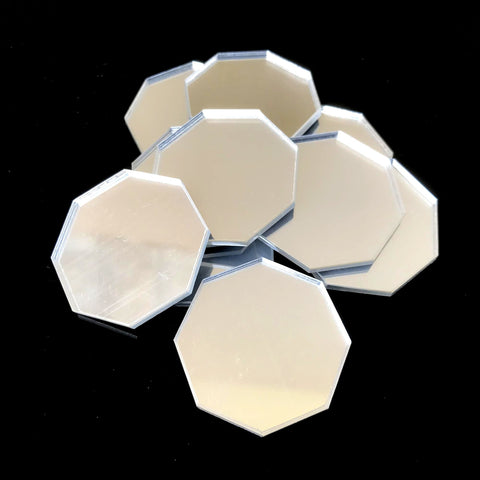Octagon Crafting Sets Mirrored Large