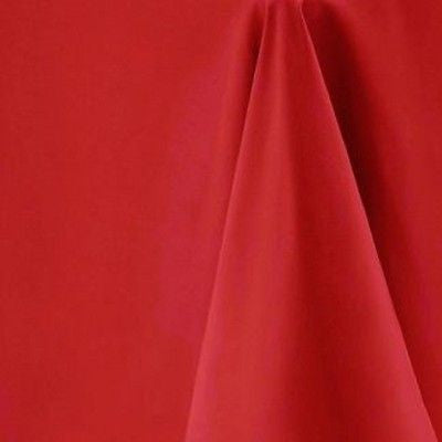 Red Square Tablecloth