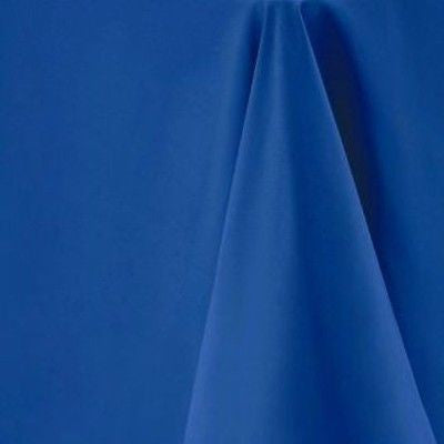 Royal Blue Square Tablecloth