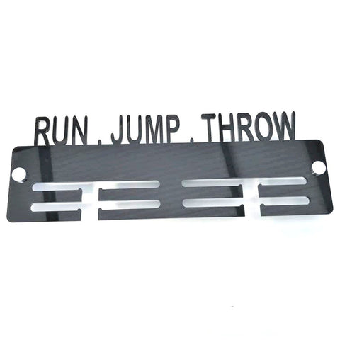 Run, Jump, Throw Medal Hanger