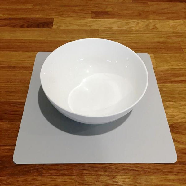 Square Placemat Set - Light Grey