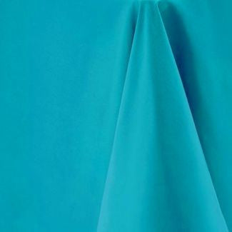 Turquoise Rectangular Tablecloth