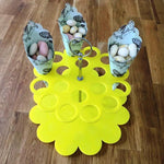 Wedding Favour Stand - Yellow