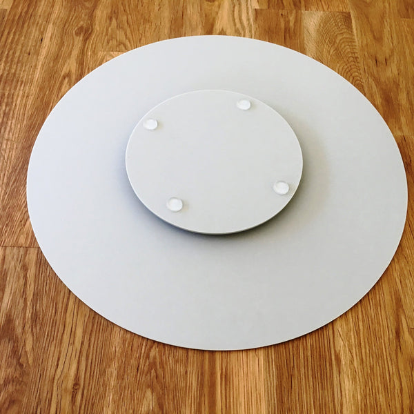 Yellow Acrylic Lazy Susan