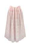 Helena and Harry Girl's Pink Lace Float Dress