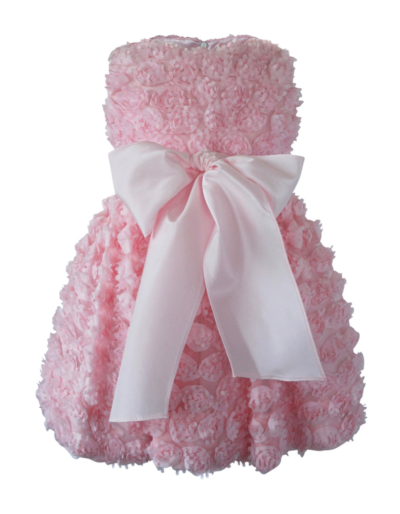Helena and Harry Girl's Pink Cupcake Dress