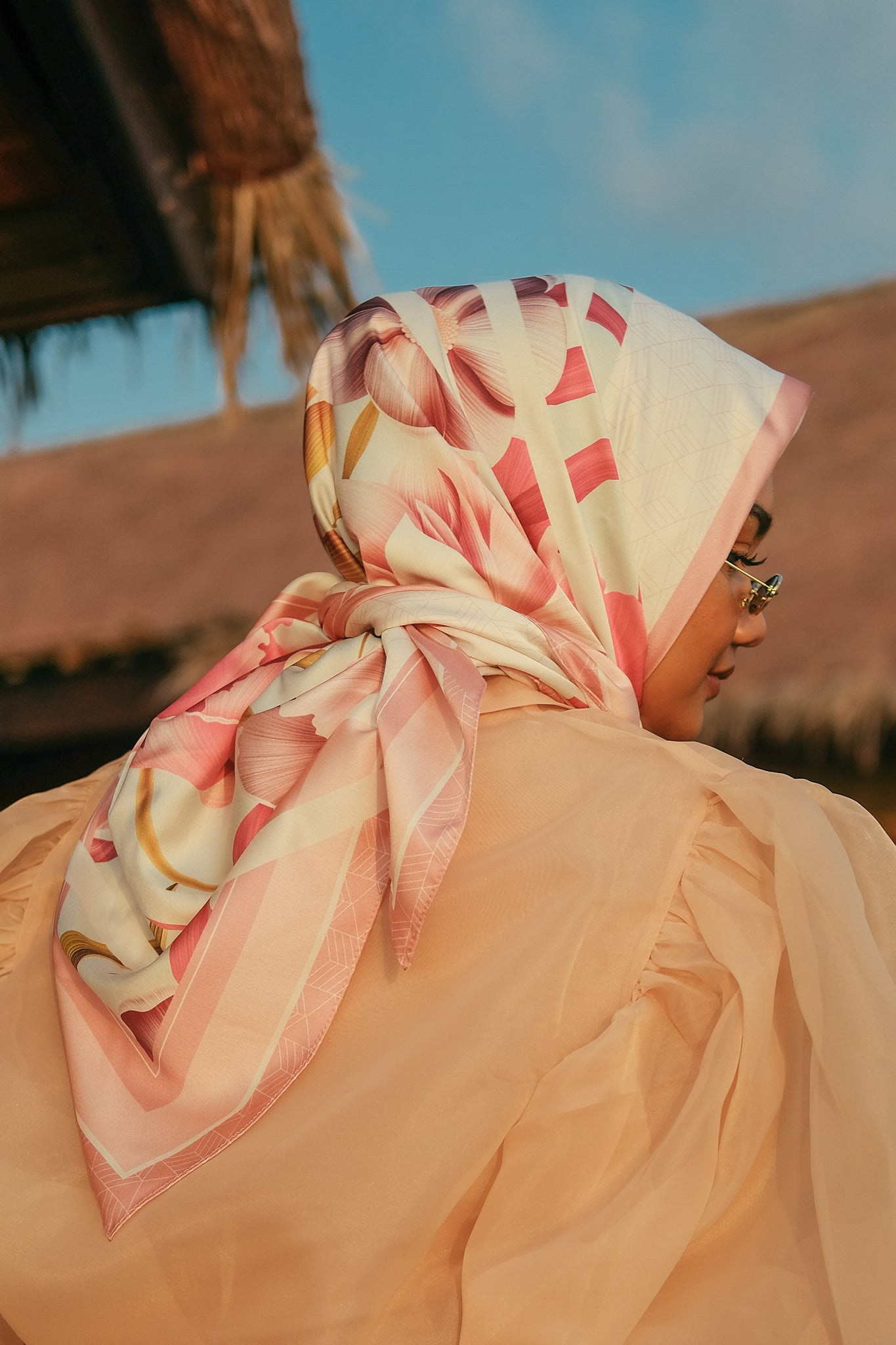 Maldives Wanderlust Series : Aarah (3 Way Bawal)