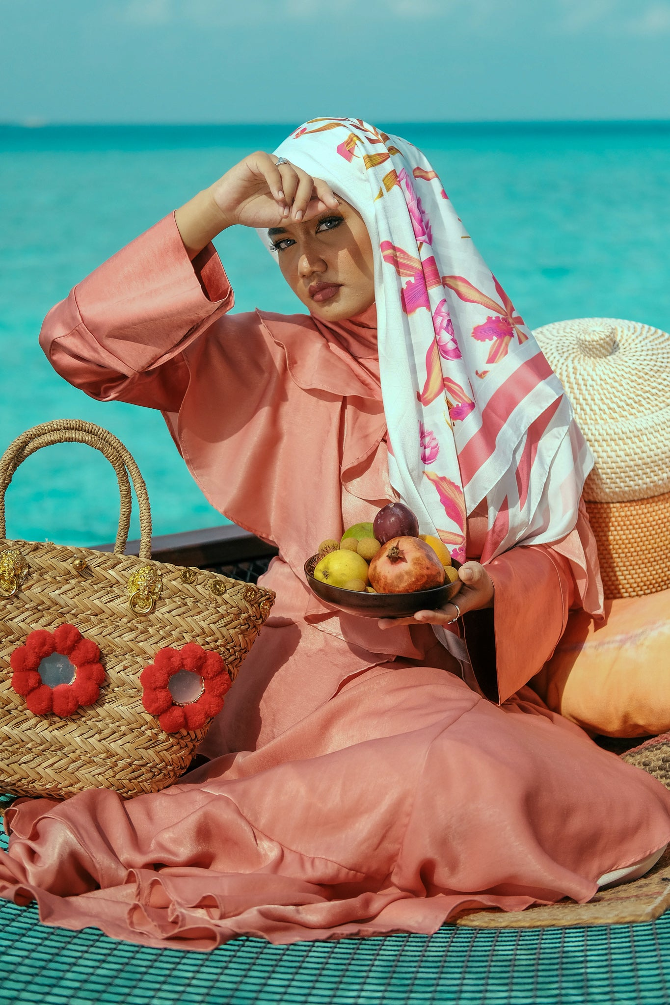 Maldives Wanderlust Series : Elaa (3 Way Bawal)