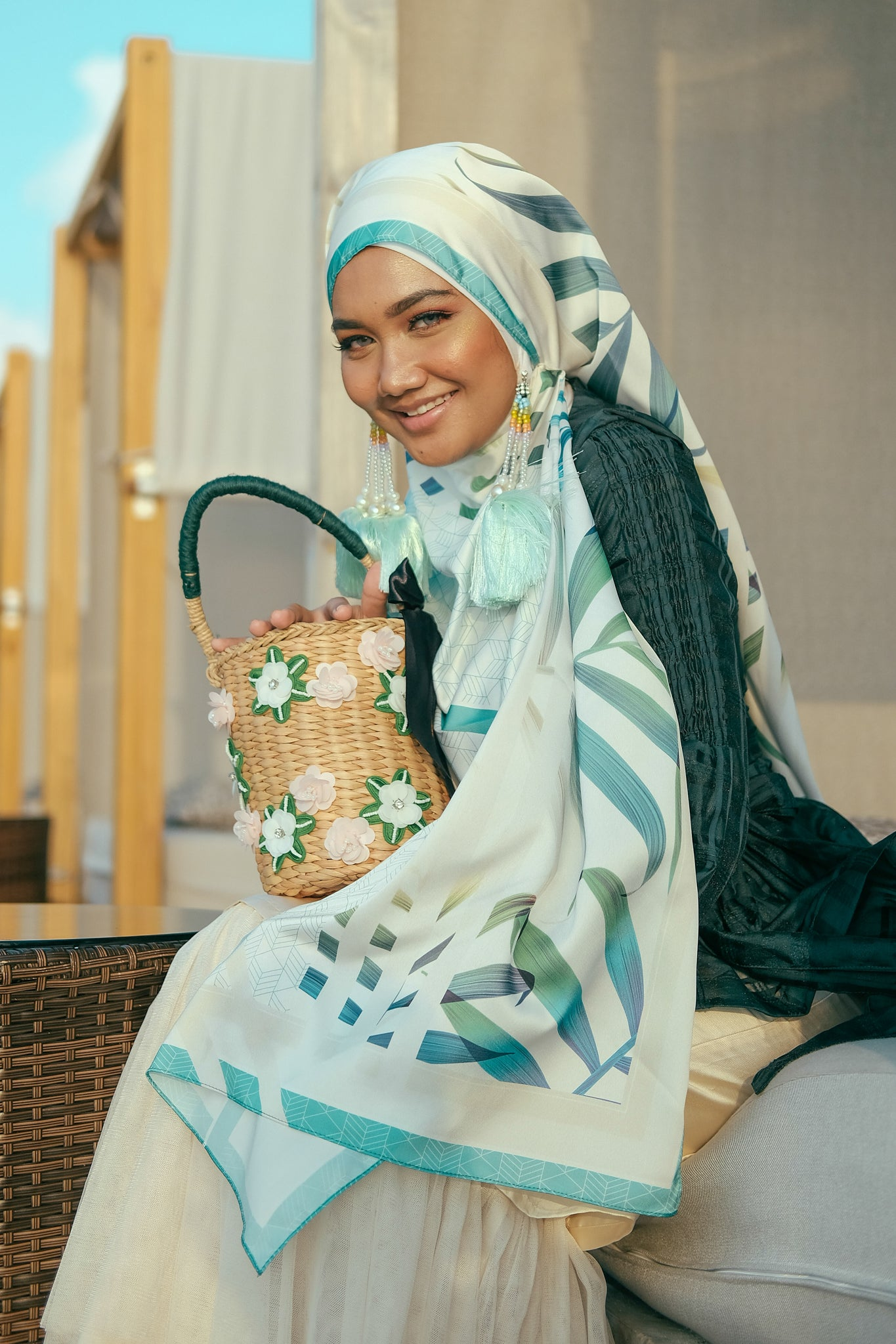 Maldives Wanderlust Series : Aahuraa (3 Way Bawal)