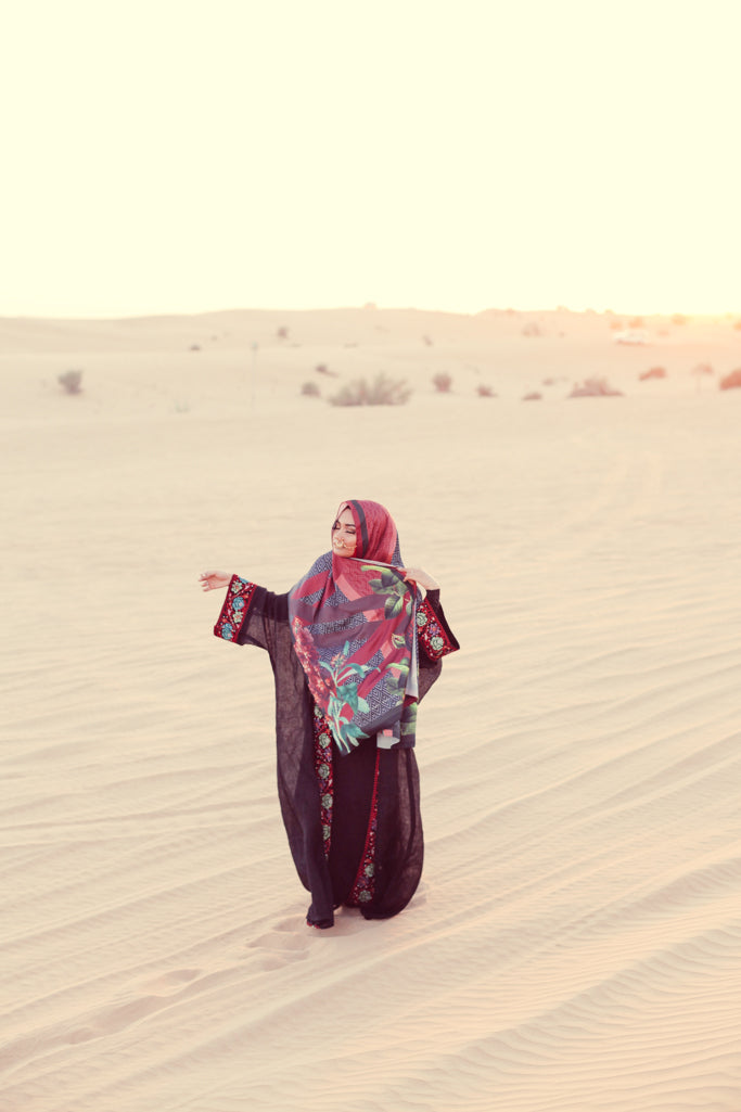Wanderlust Collection : Dubai Series - Maryam