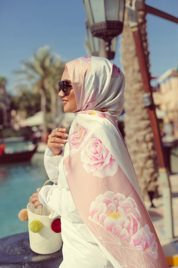 Wanderlust Collection : Dubai Series - Khadijah