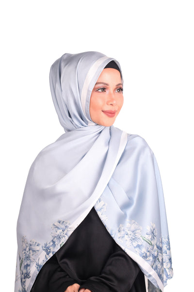 BESTSELLERS : Lalang Satin Luxe - Sky Blue