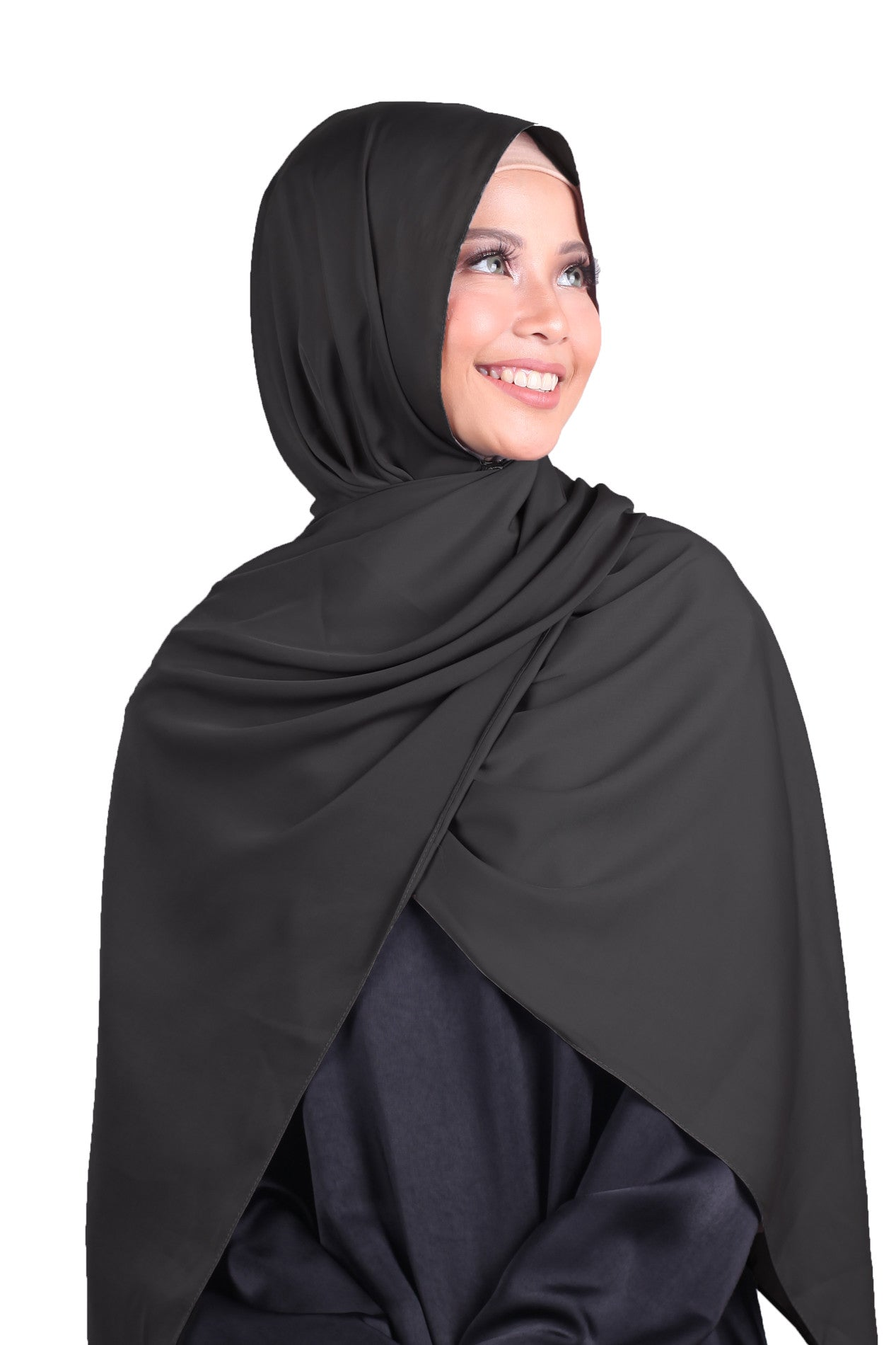 Luxe Antalya Scarf - Black