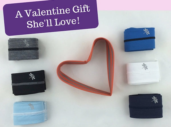 Sports Headbands Make Great Valentine's Day Gift