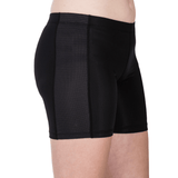 Two Pack Un-Dee™ Light Low Rise Compression Short Black