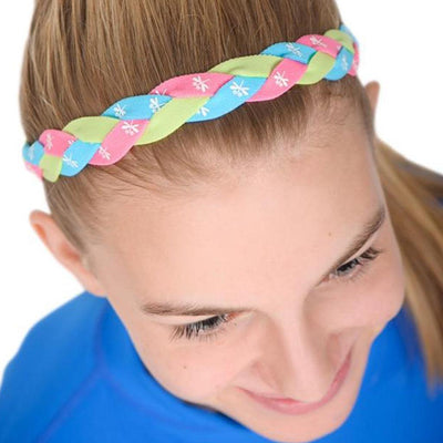 Three Pack Braided Headband Bundle - Dragonwing girlgear