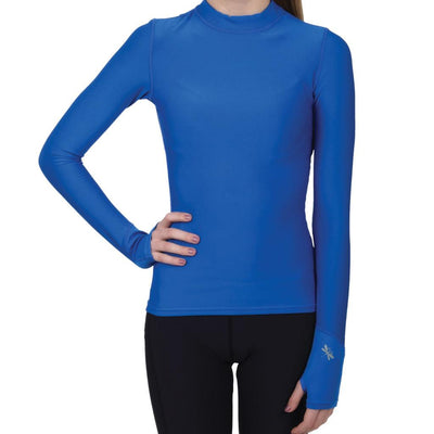 Chill Weight Thumbhole Sleeve Tee - Dragonwing girlgear