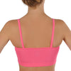 The Half Tee Sports Top -Sea Shell Pink - Dragonwing girlgear
