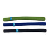 Three Pack Stay In Place Mini Non-Slip Headband Bundle - Dragonwing girlgear