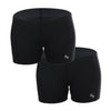 Two Pack Un-Dee™ Light Compression Mini Work Out Short - Dragonwing girlgear