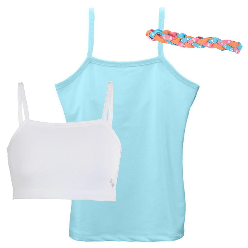 Un-Tee®, Half Tee, Braided Headband Bundle - Dragonwing girlgear