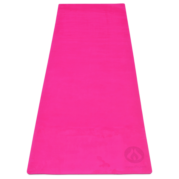 Hot Pink Fusion Yoga Mat