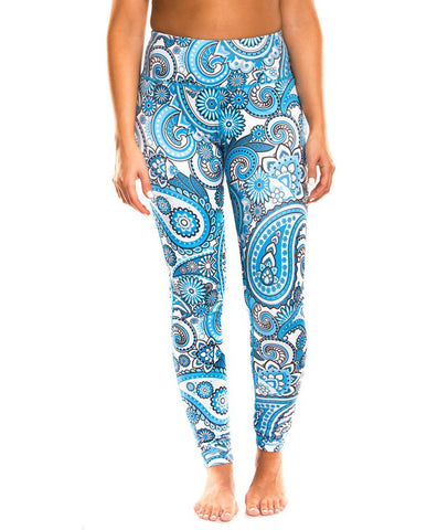 itFit Freedom Leggings - Snow Paisley