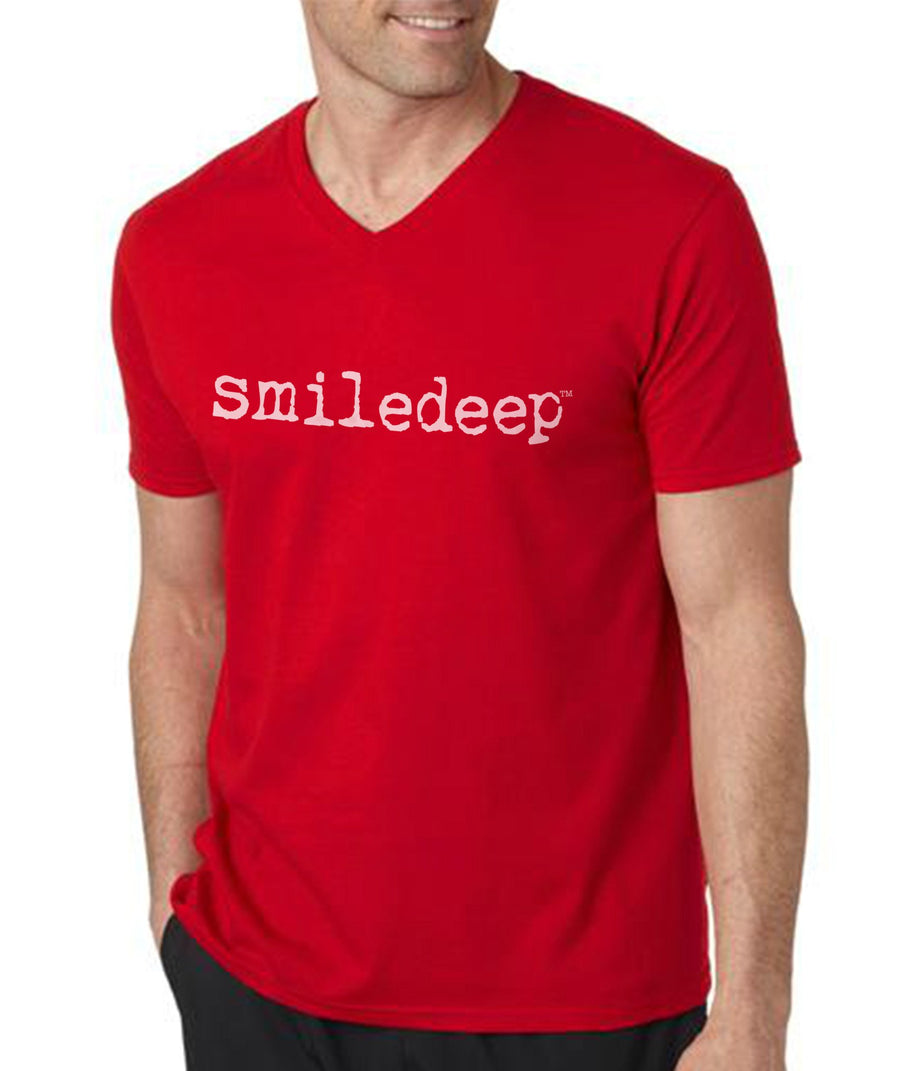 """Smiledeep"" Men's Tee"