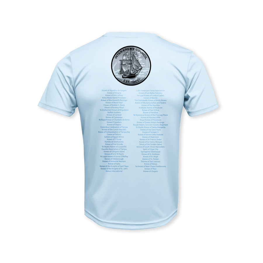 2020 Interkrewe Performance T-Shirt