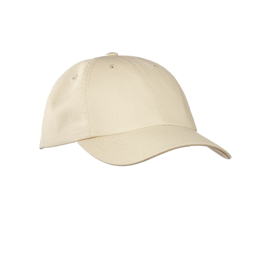 "Embroidered Garment Washed ""Dad"" Hat"