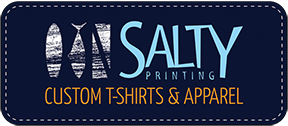 Custom T-Shirt Printing | Powered by Salty Printing
