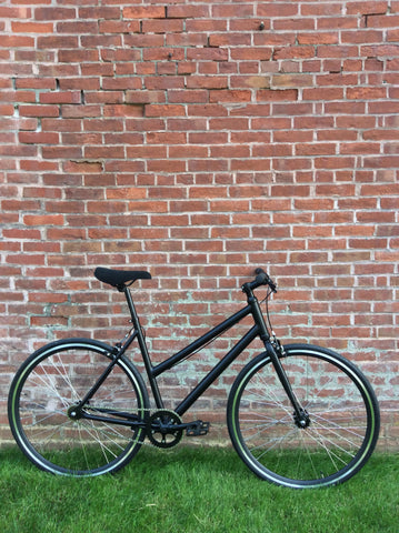 LHQ SingleSpeed Bicycle - Step Thru Model - Factory Direct - FixedGear Bike - LifestyleHQ.US