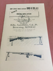 Ordnance Supply Catalog