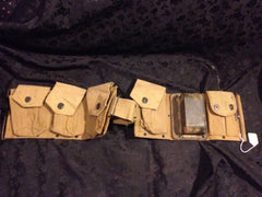 WWI Gunners belt