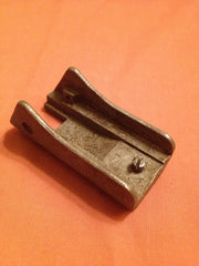 WWI Rear sight base, stripped
