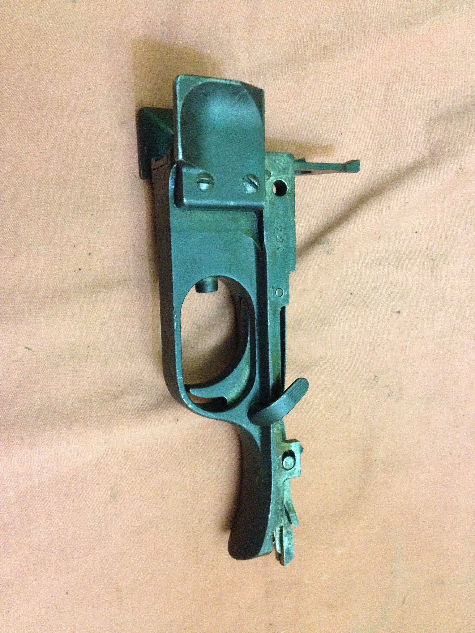 Complete M1918a2 modified trigger group