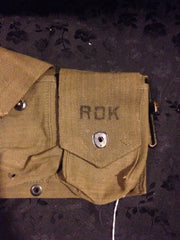 ROK South Korean M1937 belt