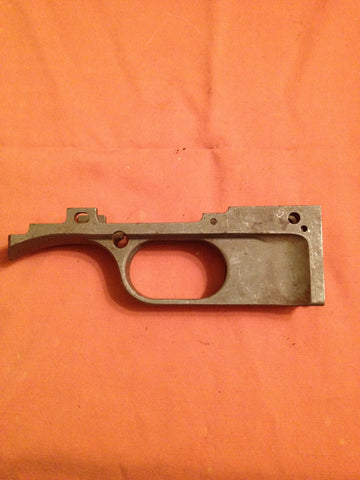 M1918 Winchester trigger guard stripped